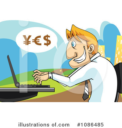 Computer Clipart #1086485 by mayawizard101