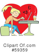 Online Dating Clipart #59359 by xunantunich