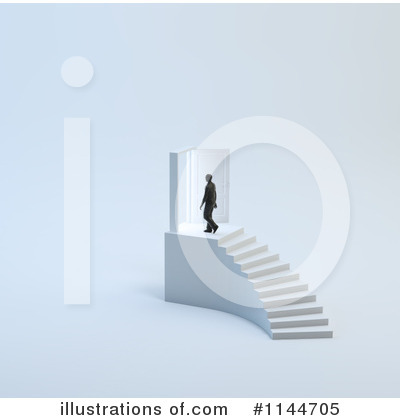 Stairs Clipart #1144705 by Mopic