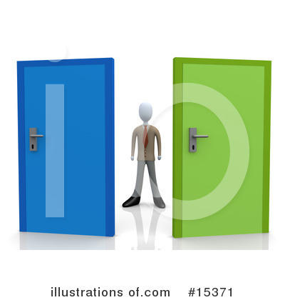 Door Clipart #15371 by 3poD