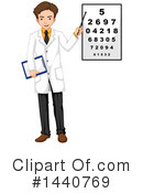 Royalty-Free (RF) Optometry Clipart Illustration #1440769