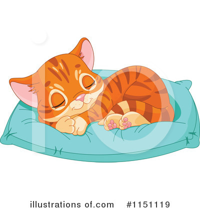 Cat Clipart #1151119 by Pushkin