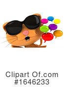 Orange Cat Clipart #1646233 by Julos