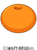 Orange Clipart #1714692 by Graphics RF