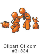 Orange Collection Clipart #31834 by Leo Blanchette