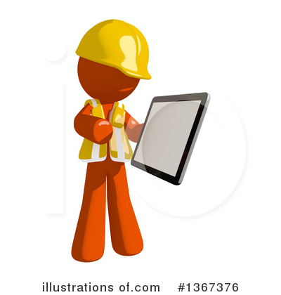 Tablet Clipart #1367376 by Leo Blanchette