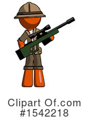 Orange Design Mascot Clipart #1542218 by Leo Blanchette