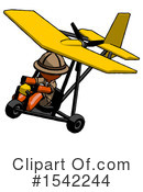 Orange Design Mascot Clipart #1542244 by Leo Blanchette