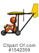 Orange Design Mascot Clipart #1542359 by Leo Blanchette
