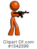 Orange Design Mascot Clipart #1542399 by Leo Blanchette