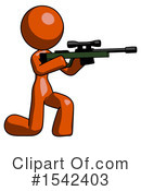 Orange Design Mascot Clipart #1542403 by Leo Blanchette