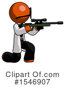 Orange Design Mascot Clipart #1546907 by Leo Blanchette