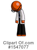 Orange Design Mascot Clipart #1547077 by Leo Blanchette