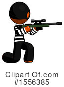 Orange Design Mascot Clipart #1556385 by Leo Blanchette