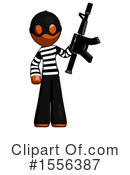 Orange Design Mascot Clipart #1556387 by Leo Blanchette