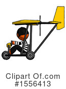 Orange Design Mascot Clipart #1556413 by Leo Blanchette