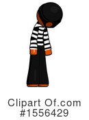 Orange Design Mascot Clipart #1556429 by Leo Blanchette