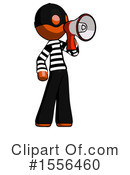 Orange Design Mascot Clipart #1556460 by Leo Blanchette