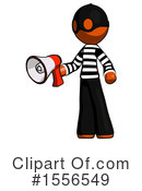 Orange Design Mascot Clipart #1556549 by Leo Blanchette