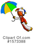 Orange Design Mascot Clipart #1573388 by Leo Blanchette