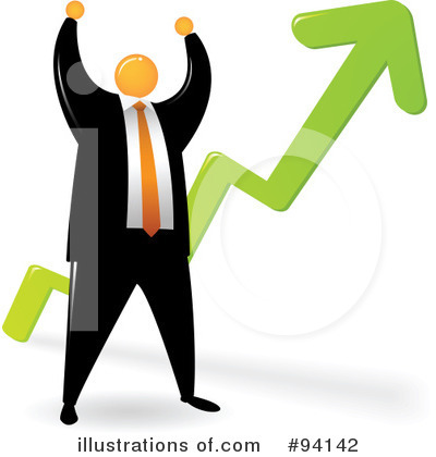 Businessman Clipart #94142 by Qiun