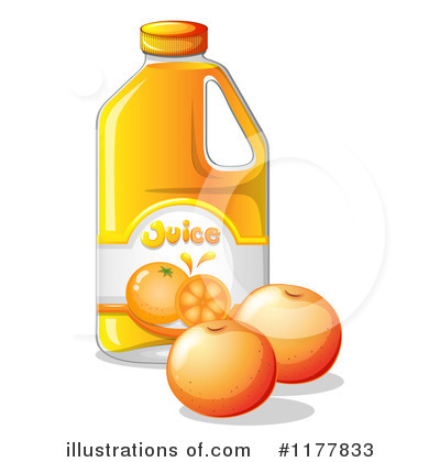 Orange Juice Clipart #1177833 by Graphics RF
