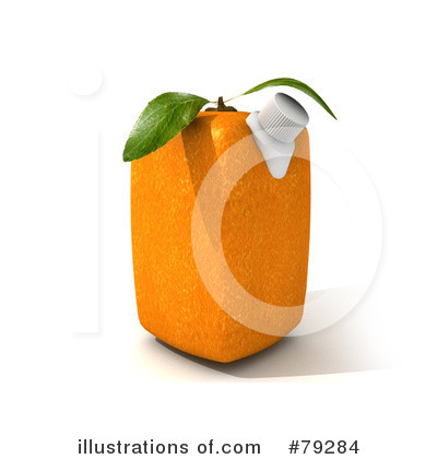 Oranges Clipart #79284 by Frank Boston