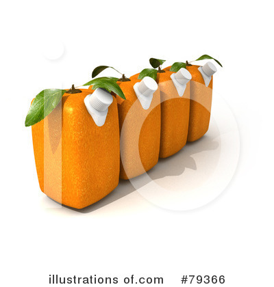 Oranges Clipart #79366 by Frank Boston