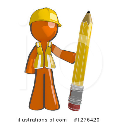 Drafting Clipart #1276420 by Leo Blanchette