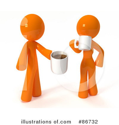 Coffee Clipart #86732 by Leo Blanchette
