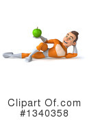 Orange Super Hero Clipart #1340358 by Julos