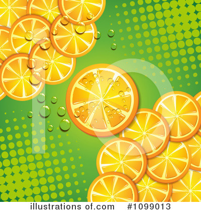 Oranges Clipart #1099013 by merlinul