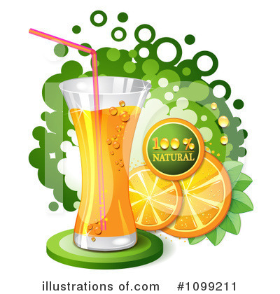 Oranges Clipart #1099211 by merlinul