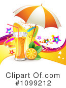 Oranges Clipart #1099212 by merlinul