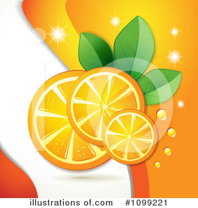 Oranges Clipart #1099221 by merlinul