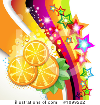 Oranges Clipart #1099222 by merlinul