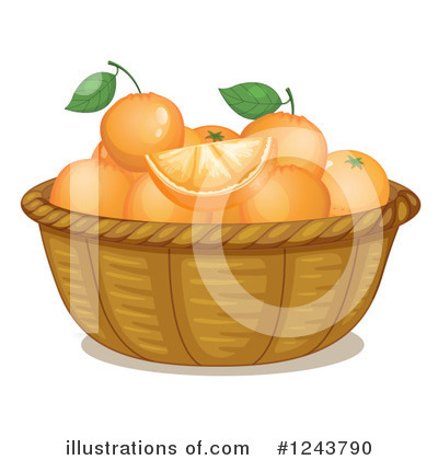 Fruit Clipart #1243790 by Graphics RF