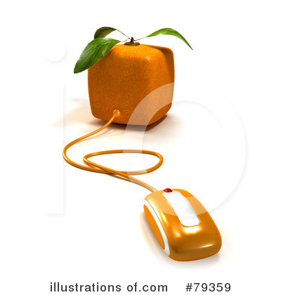 Oranges Clipart #79359 by Frank Boston