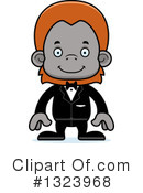 Orangutan Clipart #1323968 by Cory Thoman