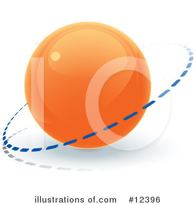 Royalty-Free (RF) Orbs Clipart Illustration by Leo Blanchette - Stock Sample #12396