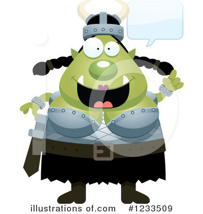Ogre Clipart #1233509 by Cory Thoman