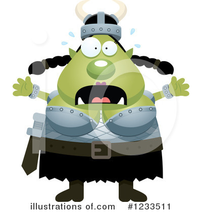 Ogre Clipart #1233511 by Cory Thoman