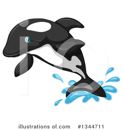 Whale Clipart #1344711 by Graphics RF