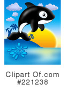 Orca Clipart #221238 by visekart