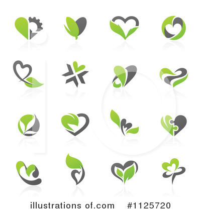Heart Clipart #1125720 by elena