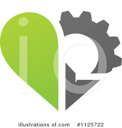 Heart Clipart #1125722 by elena