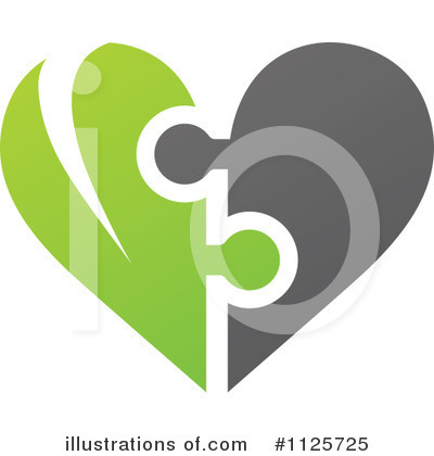 Heart Clipart #1125725 by elena