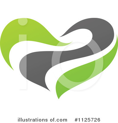 Heart Clipart #1125726 by elena