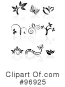 Organic Clipart #96925 by MilsiArt