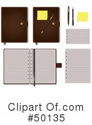 Royalty-Free (RF) Organizer Clipart Illustration #50135